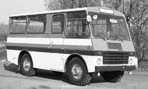 Historie: GAZ 66 Družba: Neznámé plody českosovětské spolupráce
