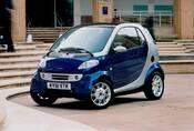 Smart City Coupé: Příběh chytrého auta
