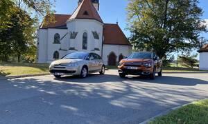 Auta Jaromíra Soukupa, Recenze & testy: Citroën C4 & Citroën C4 – rodinné setkání