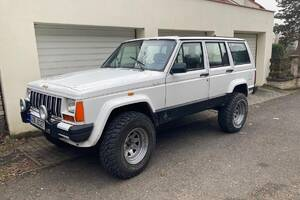 Jeep Cherokee XJ 4.0 Limited 1990