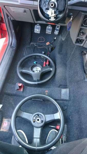 Který volant?!