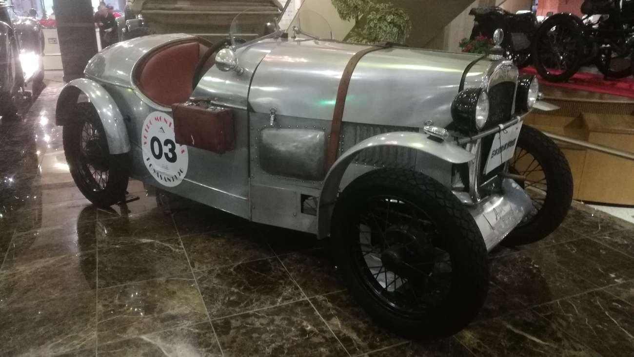 Austin 7 Cosmo Sport 1