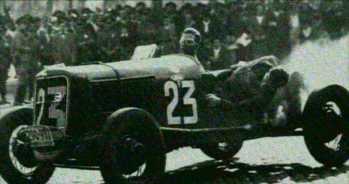 Ford Model A V8 - 1934
