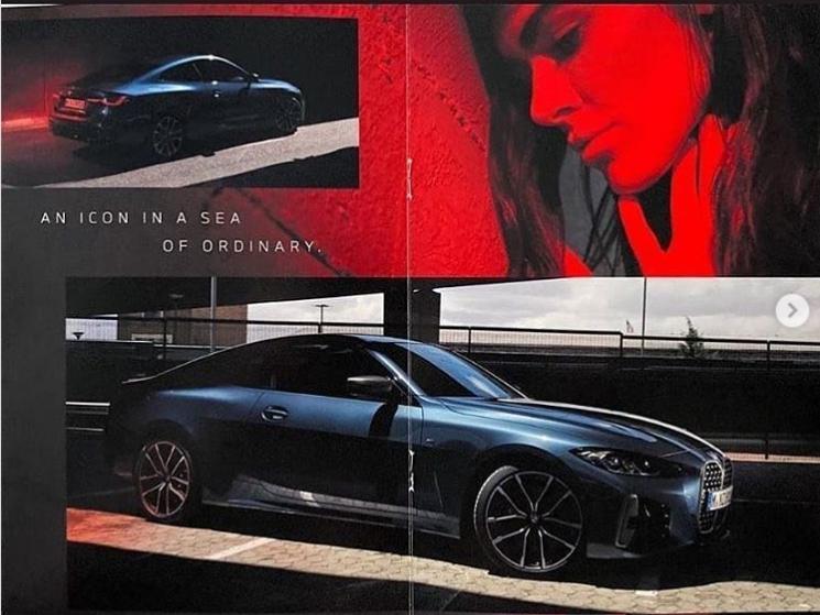 Foto: Instagram @cochespias