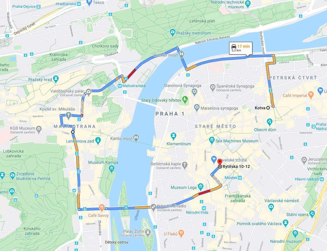 Foto: Google mapy
