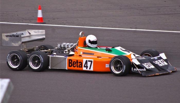 Formule March 2-4-0. Foto: Wikipedia