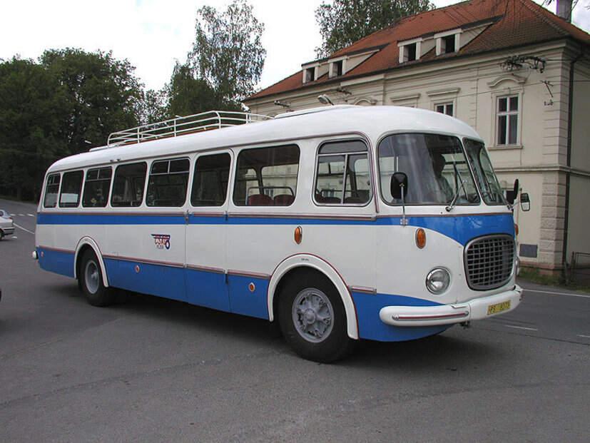 Škoda 706 RTO, Foto: archiv