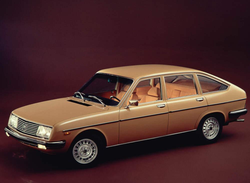Foto: archiv Lancia