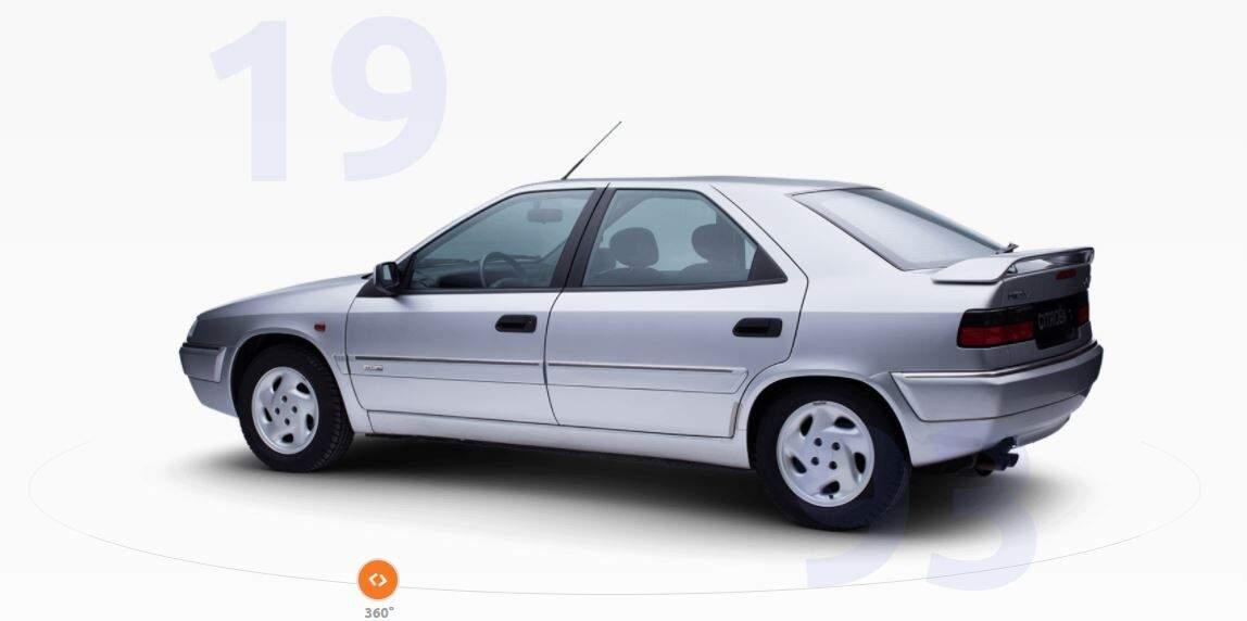 foto: Citroën Origins, archiv automobilky