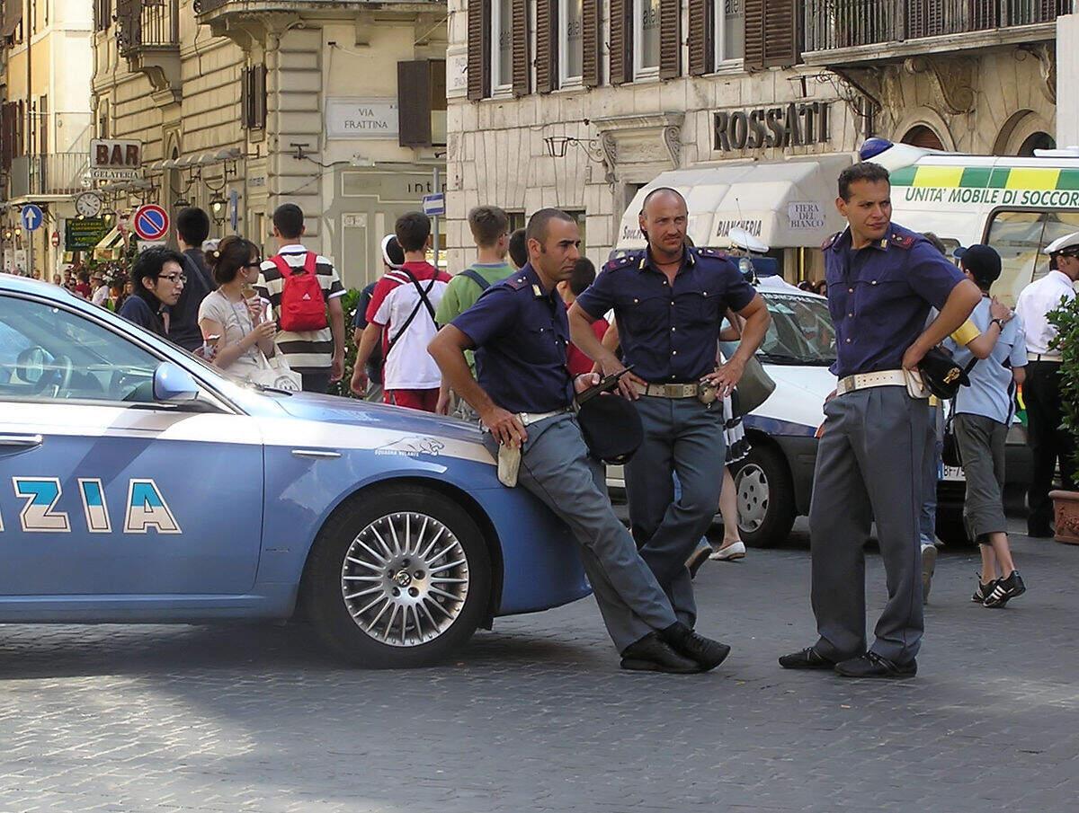Foto: Polizia di Stato