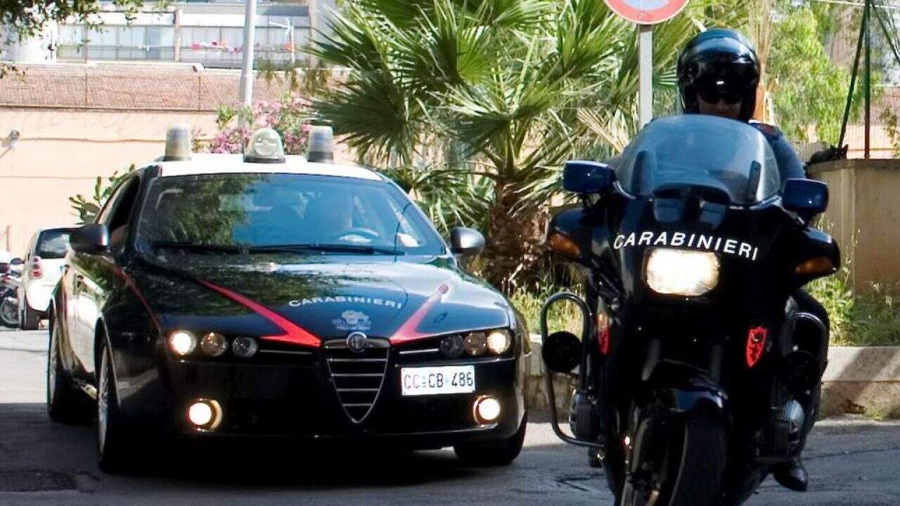 Foto: Carabinieri
