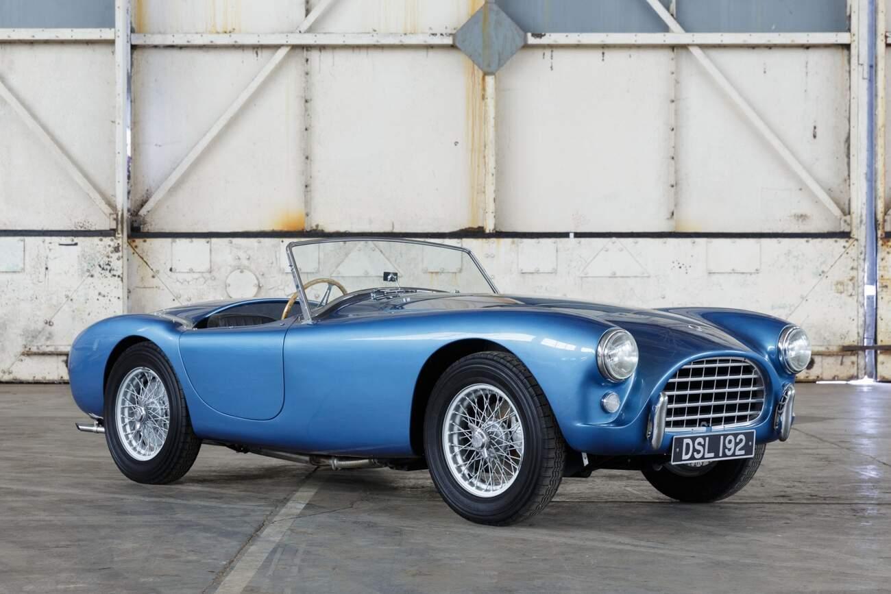 Foto: Pendine historic cars