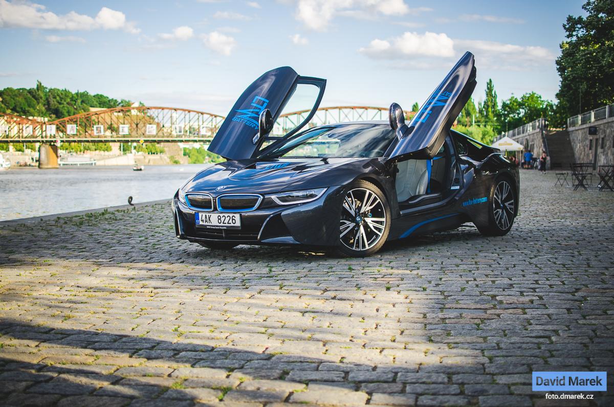 BMW i8 - dmarek.cz