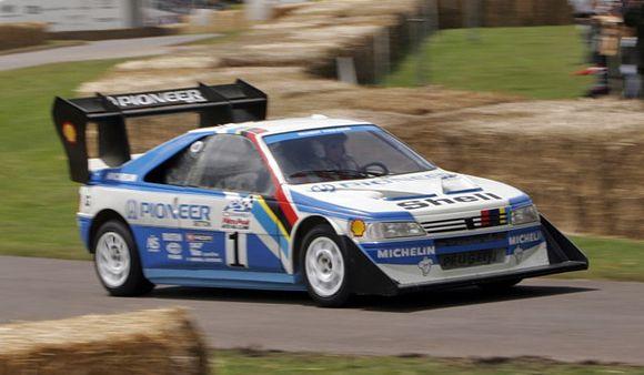Peugeot405T16